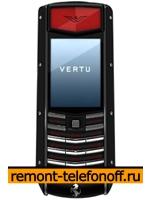 Ремонт Vertu Ascent Ti Ferrari Nero Limited Editions