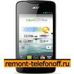 Ремонт Acer Liquid Z3 duo