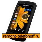 Ремонт Samsung i8910 Omnia HD