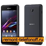 Ремонт Sony Xperia E1 Dual